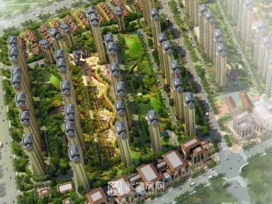 经纬城市绿洲二期