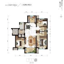 碧桂园️忆西湖户型图