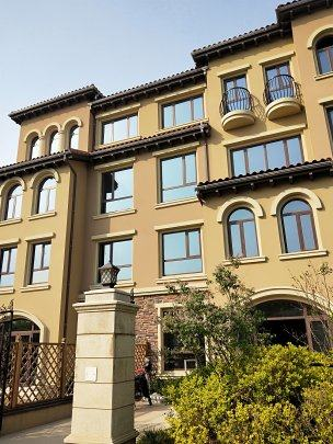 (豆张庄)亿博香墅里4室1厅2卫165m²中档装修
