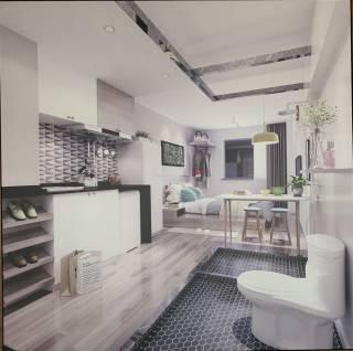 2室1厅1卫42m²简单装修