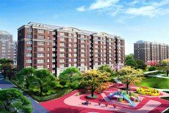 (武清周边)金侨瑞公馆3室2厅1卫85万87m²出售