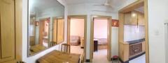 品质小区!2室2厅1卫57.73m²全明户型 朝向采光好。