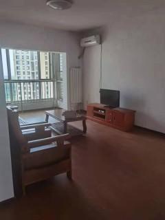 泉昇佳苑110平米3室租金1500包取暖费物业费
